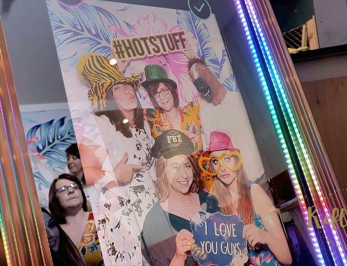 The Top 6 Reasons to add a Photo Booth to your Party!